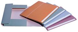 תיק גומי גב 2.5 ס``מ - פרשבנד צבעוני