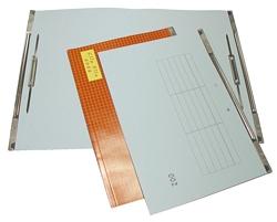 תיק כליפפייל 9002 חלק - שני ברזלי תליה