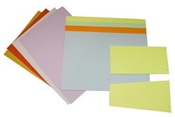 חבילת חוצצים בצבעים מעורבים - מנילה