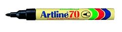טוש ארטליין 70 בינוני - גוף מתכת