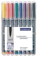 סט 8 עטים לשקפים - שטדלר
