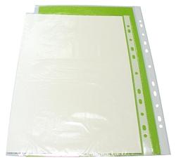 תיק פס לבן A4 תוצרת חוץ 100 יח'