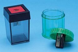 מחדד בכוס פלסטיק איכותי