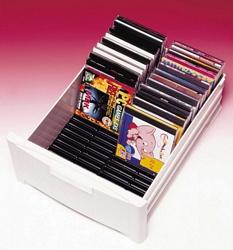 מגש ל-CD-ROM 42 למגירה 160 של חוליות