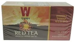 תה אדום קמומיל ליים ודבש
