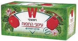 תה צמחים ויסוצקי עינוגי התפוח
