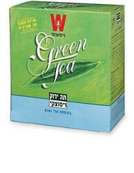 תה ירוק נענע  ויסוצקי