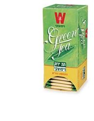 תה ירוק ויסוצקי, הדרים