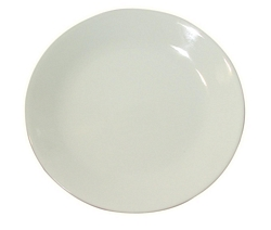 צלחת פורצלן למנה ראשונה - קוטר 20 ס``מ