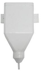 מתקן לסבון נוזלי לידיים פלסטיק