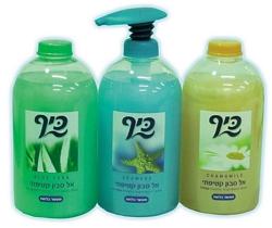 סבון נוזלי כיף 500 מ``ל - שלישיה