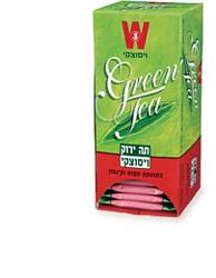 תה ירוק תפוח וקינמון
