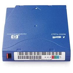 קלטת גיבוי  C7971A 200GB LTO