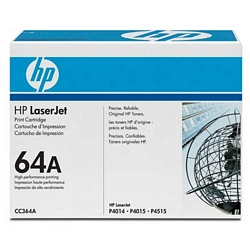 טונר למדפסות לייזר HP שחור (CC364A)