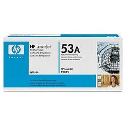 טונר Q7553A שחור למדפסות לייזר HP2015