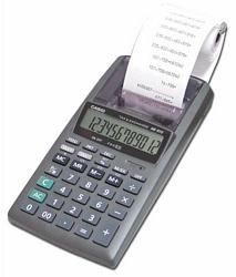 HR-8 מכונת חישוב קטנה- קסיו
