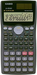 FX-991 מחשבון מדעי קסיו סולרי