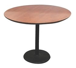 שולחן ישיבות כרמל קוטר 100 ס``מ