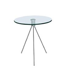 שולחן המתנה נמוך זכוכית