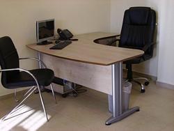 שולחן ארגונומי קנט משופע דיאנה