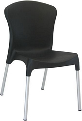 כסא קפיטריה פלסטיק דגם סאגה