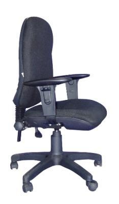 כסא עובד דגם בילבאו