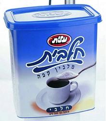 חלבית מלבין לקפה 300 גרם עלית