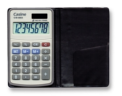 CS-853 מחשבון כיס  דק