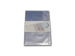 סט תוספת לפנקס כרטיסי ביקור קטן 10 דף