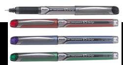 עט טוש פיילוט V5 גריפ 0.5 מ``מ - ראש סיכה