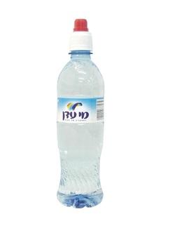 מים מינרלים 1/2 ליטר מי עדן - פקק ספורט