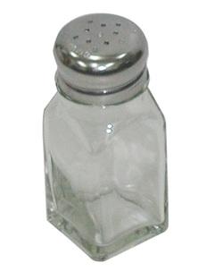 מלחיית זכוכית מרובעת ראש נירוסטה