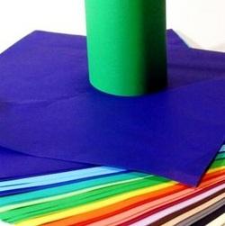 נייר חן גליון 70X110 ס'מ 250 צבעוני