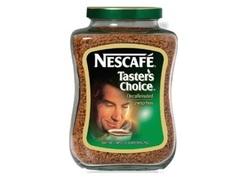 קפה נמס טייסטר'ס צ'וייס נטול קפאין 200 גרם