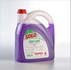 נוזל לרצפות סולו - 4 ליטר