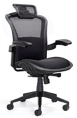 כסא מנהל קומפורט מושב מרופד