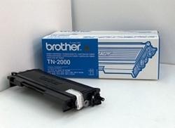טונר ברדר TN2000 שחור למדפסות לייזר HL2040 ונוספות