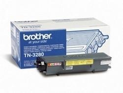 טונר ברדר   TN3280 שחור למדפסות לייזר HL5340/50/80