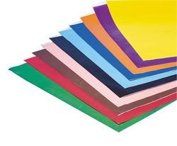 נייר צבעוני מבריק 50X70 ס'מ 20 יח'