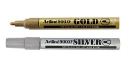 טוש ארטליין 900 זהב/כסף עבה